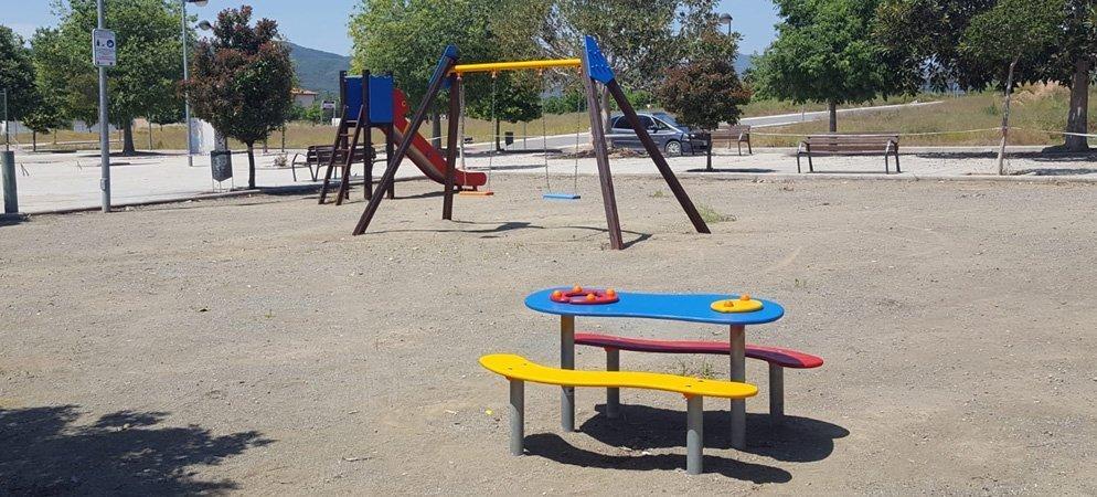 Segorbe pone a punto los parques para su reapertura