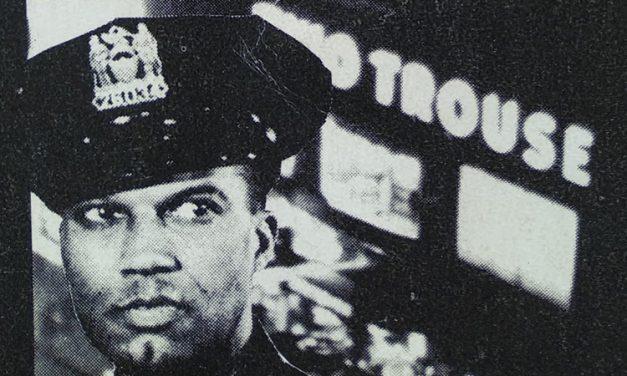 """""""Negro» por Héctor Hugo Navarro"""