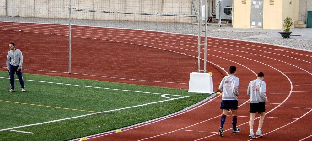 Reapertura de instalaciones deportivas