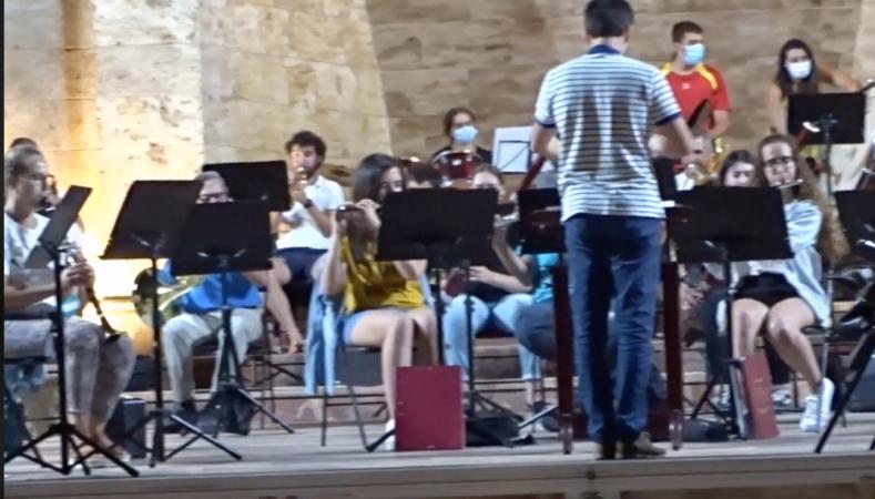 Las Bandas de Música ofrecen pasacalles y conciertos en la comarca