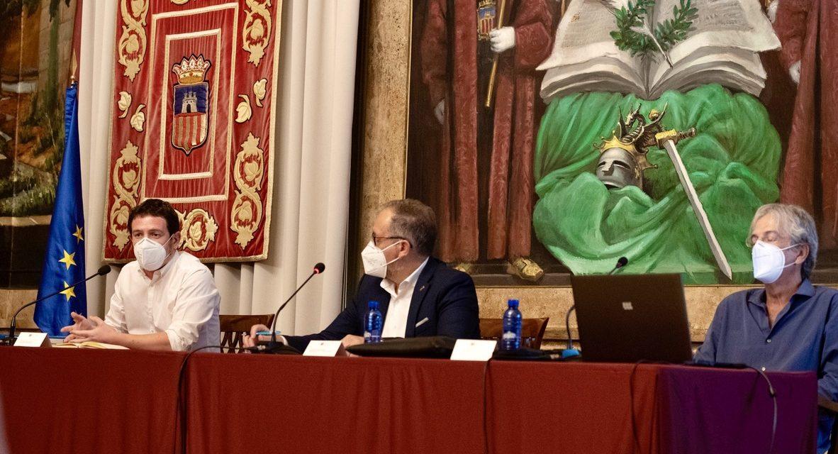Diputación presenta el Plan director del agua