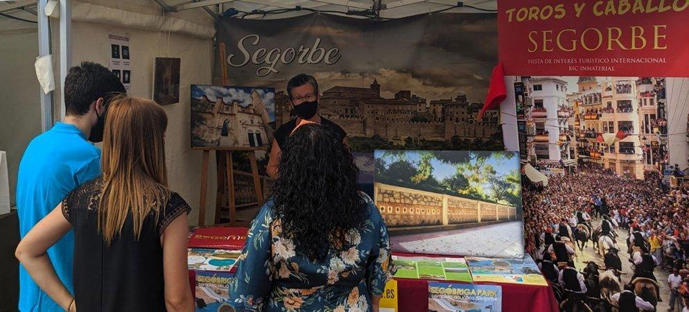 Segorbe muestra sus recursos turísticos en la Feria Natural