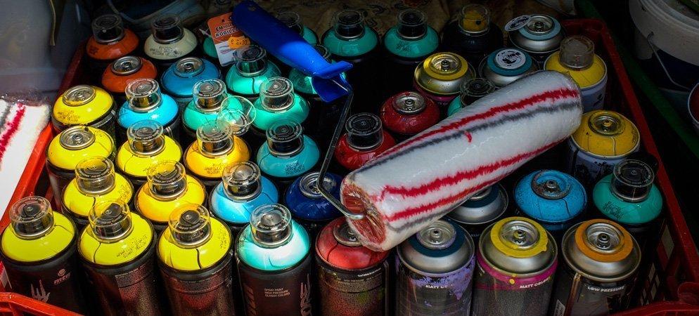 Los grafiteros muralistas pintaran las casas de Geldo la próxima semana