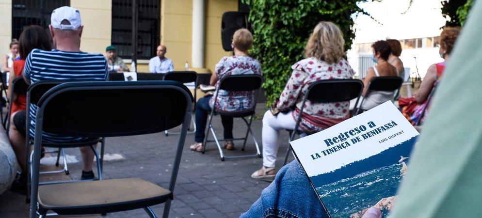 Luis Gispert presenta y suma una nueva novela a su prolífica obra