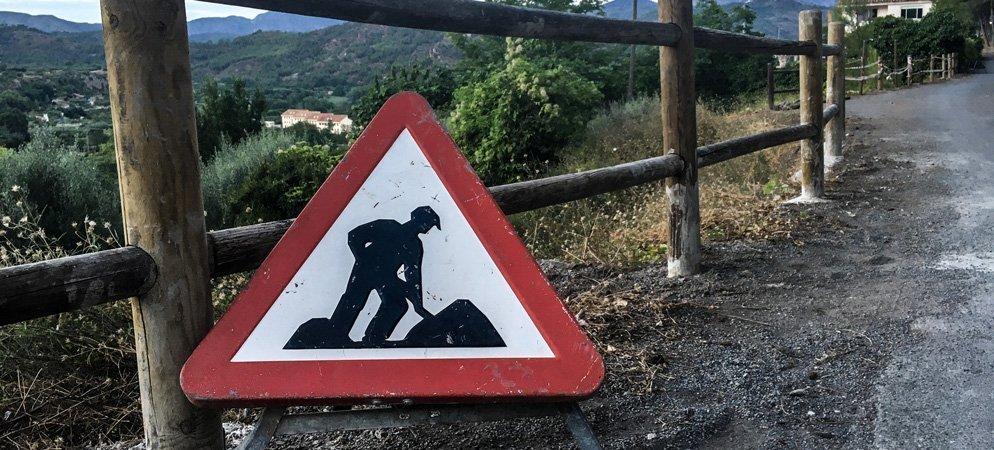 Reparan y adecentan el camino La Tebaida de Segorbe