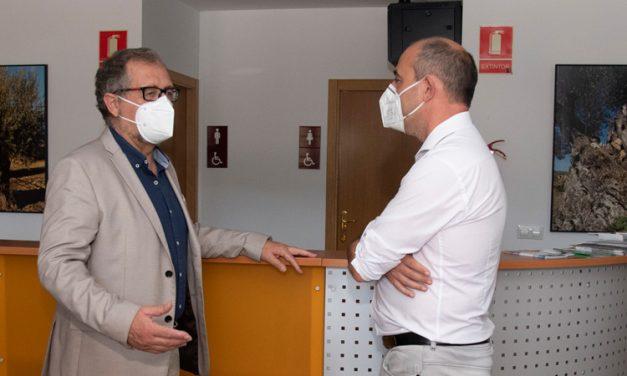 Diputación dará contenido al Centro polifuncional de Villanueva de Viver