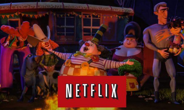 El talento valenciano llega a Netflix