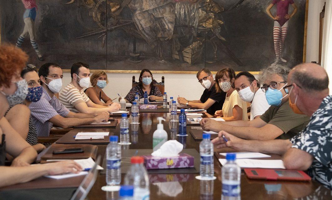 Diputación quiere «democratizar la cultura»