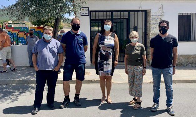 Diputación financia el transporte a los vecinos de Pina de Montalgrao