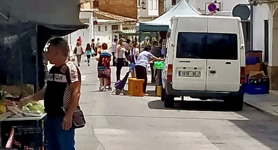 Altura cambia la ubicación del Mercado debido al coronavirus