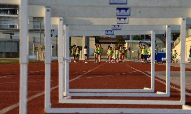 Exitosa celebración en Segorbe del I Campus de Atletismo Infantil