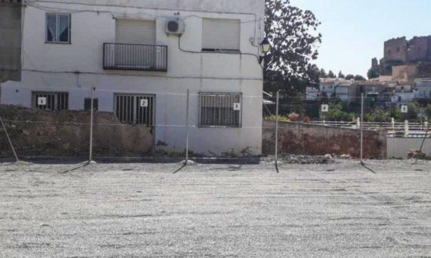 Castellnovo habilita un aparcamiento en la calle Morajet
