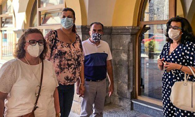 Diputación repasa las subvenciones concedidas a Jérica