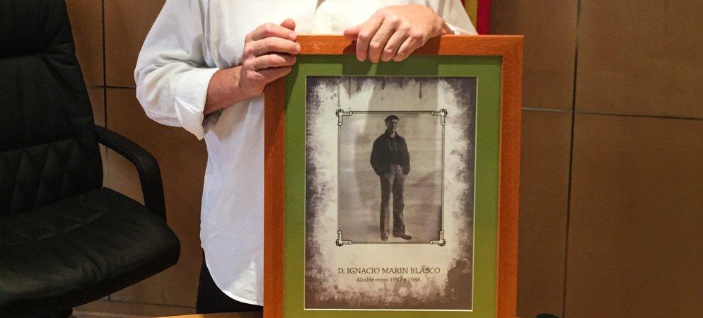Altura recupera los restos oseos del alcalde fusilado tras la guerra civil