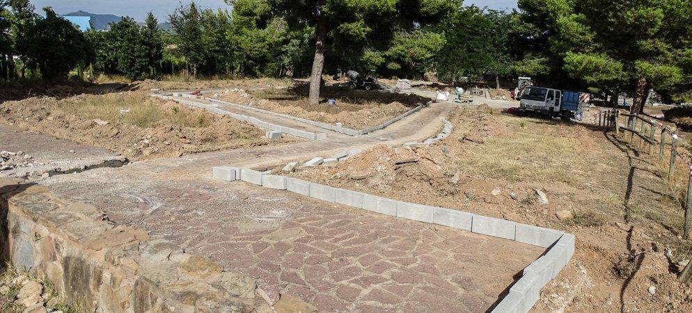 Altura pone en marcha la creación de un parque en al zona norte