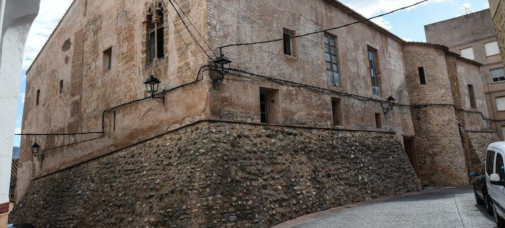 Geldo consigue medio millón de € para restaurar el Palacio de Medinaceli