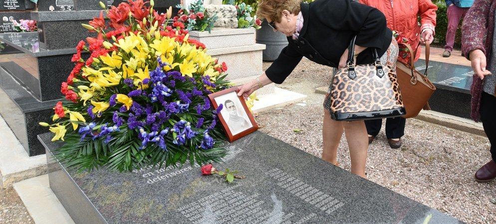 SP no quiere que se olviden los fusilados en la posguerra