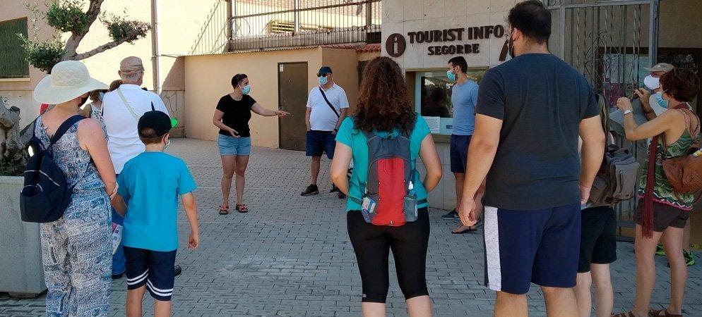 Incremento de bañistas en las piscinas de Segorbe y Peñalba