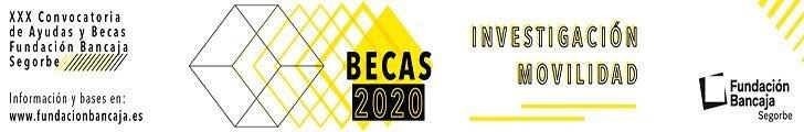 BECAS Y AYUDAS 2020
