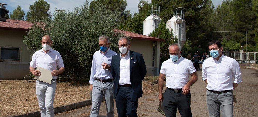 Diputación destina 80.000 € a iniciativas ganaderas y agrícolas