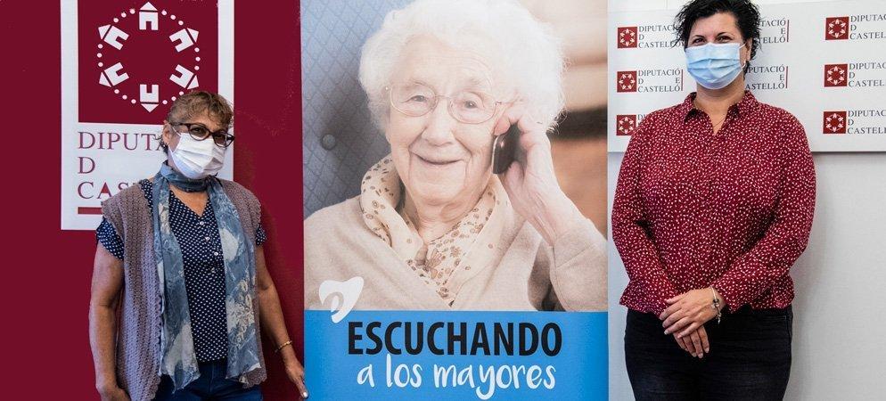 Diputación y el teléfono de la esperanza ponen en marcha un nuevo servicio