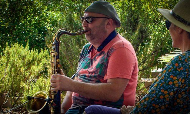 Fran Conde presenta su último disco en Segorbe con un concierto