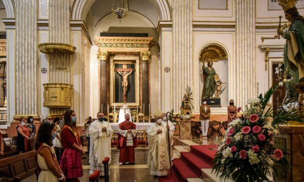 Segorbe celebró ayer la festividad de La Esperanza