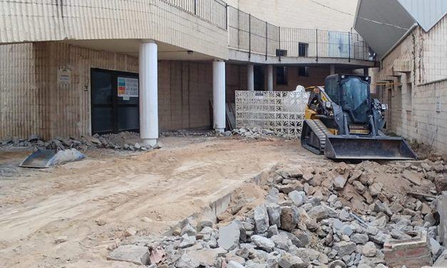 Segorbe invierte 9.000 € en abrir nuevos accesos al Conservatorio