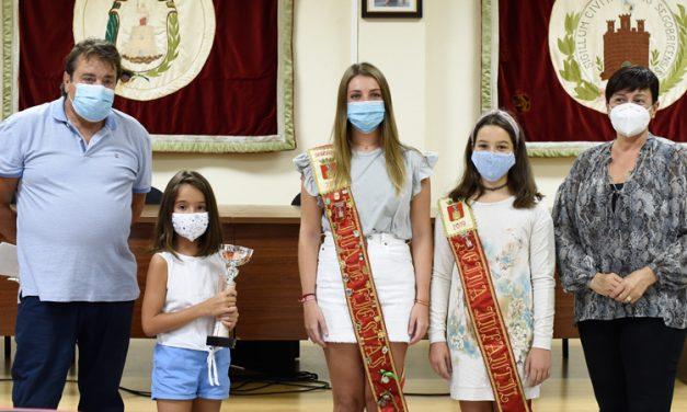 Entrega de premios del concurso infantil de narrativa organizado por el Club de Caza