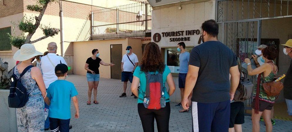 Ángeles Gómez se muestra satisfecha de la campaña  turistica estival