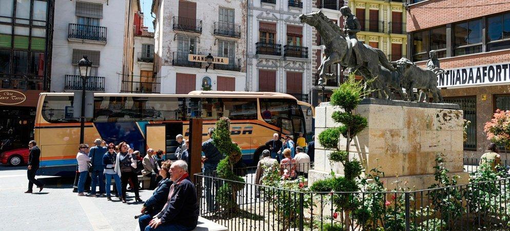 Diputación reactiva el 15 de octubre los viajes para jubilados