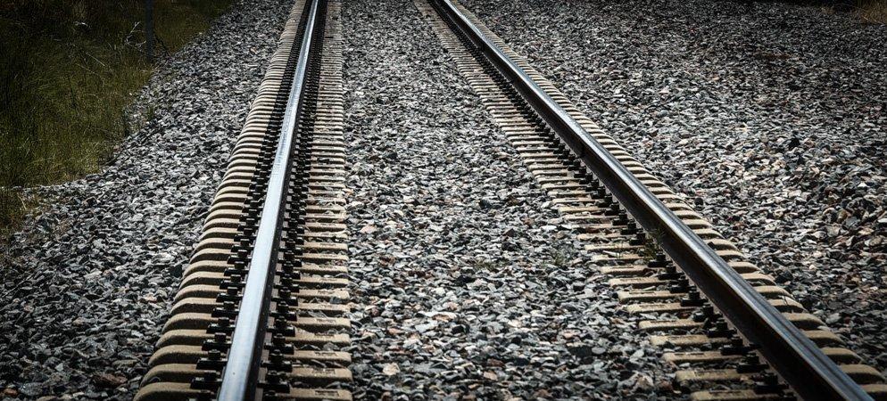 El ministro Ábalos supervisa las obras del tren