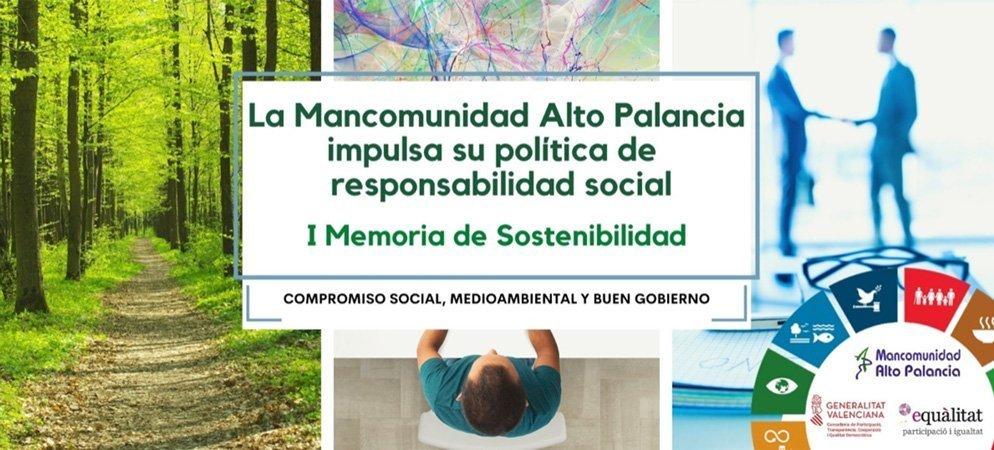 La Mancomunidad consigue ayuda para hacer una memoria de sostenibilidad
