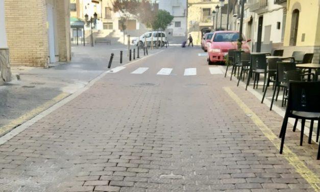 Altura arregla la avenida Santuario