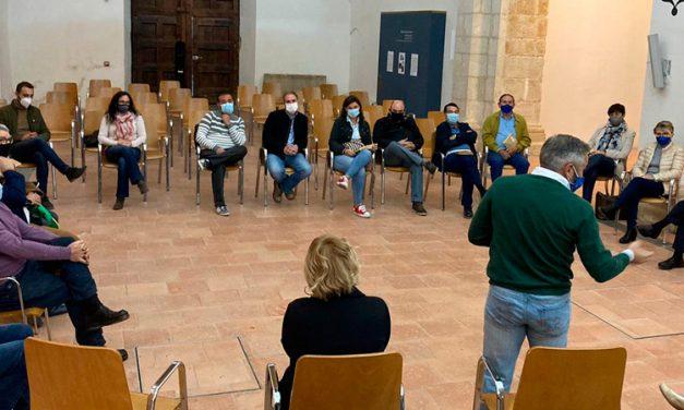 Dirigentes del PP del partido judicial de Viver piden eficacia a la Diputación