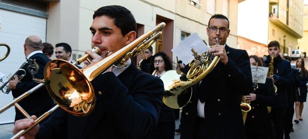Diputación subvenciona la compra de instrumentos para el sector musical