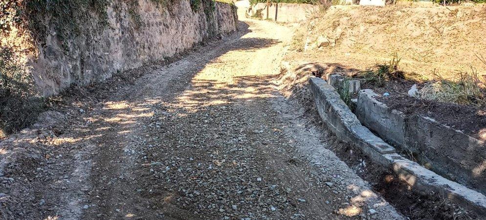 Segorbe mejora el camino La Tejería