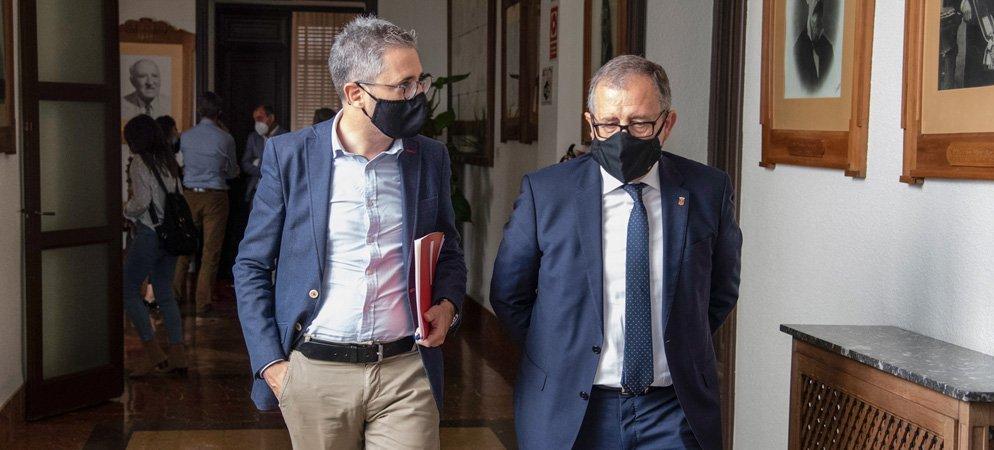 Diputación y Generalitat apuestan por el «transporte a la demanda»