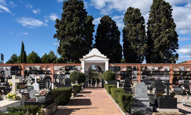 Medidas para evitar aglomeraciones en los Cementerios en Todos los Santos