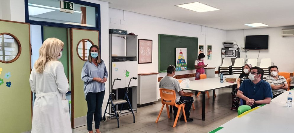 Los centros para discapacitados inician el curso en Segorbe