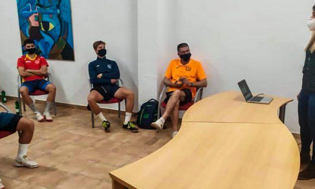 Raquel Cantó se ocupará de la salud del los jugadores del CDFS