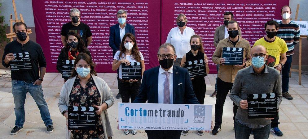 El Festival de Cortos de Diputación reflejará la pandemia del coronavirus