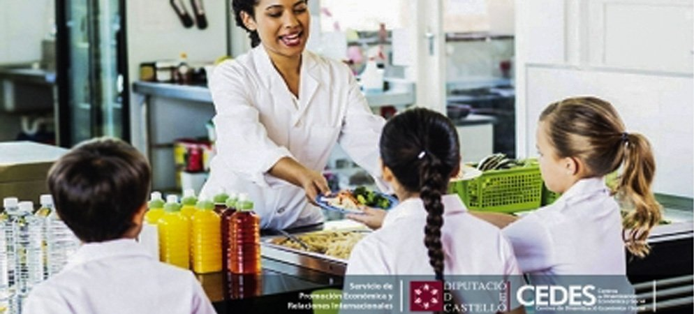 Segorbe celebra un curso online para formar monitores de comedor escolar