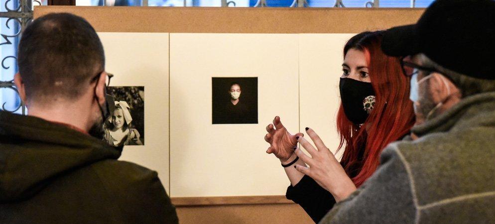 Las fotografías de Luna y Llop se llevan los premios del Concurso de Bancaja