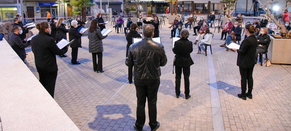 JJMM de Segorbe actuó en el plaza del Alto Palancia
