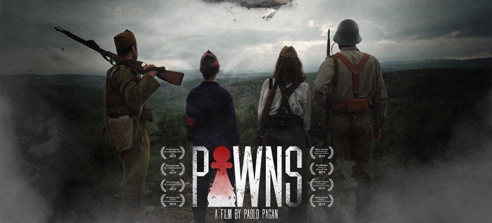 Las trincheras de Viver escenario del corto premiado en New York