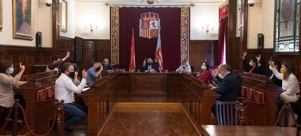 Diputación aprueba el gasto de 2,9 m de € para los ayuntamientos frente al COVID