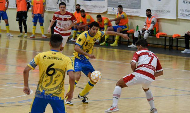 Viveros Mas de Valero ganó con un 8-5 al Manresa FS