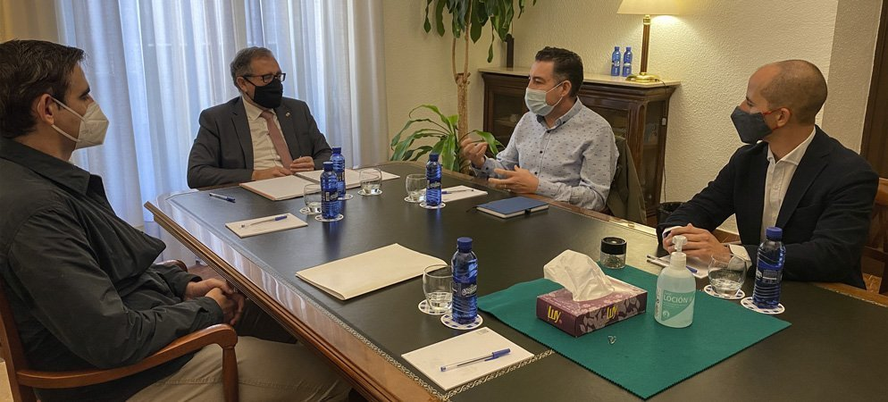 Diputación pretende vertebrar digitalmente la provincia