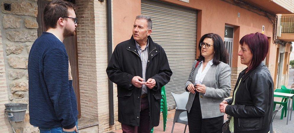 PP de Bejís critica que la alcaldesa no pida ayuda para Peñaescabia